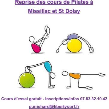 cours pilates